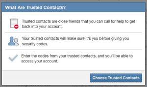 Cách bảo mật facebook không bị rip