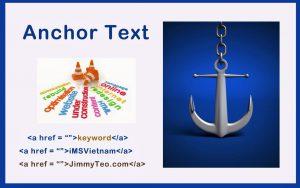 anchor text là gì 1