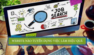 các trang web tuyển dụng