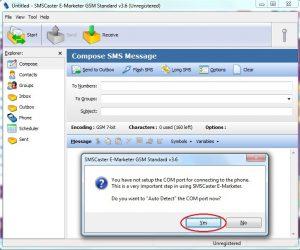 phần mềm spam sms
