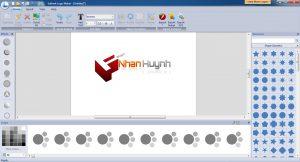 phần mềm tạo logo