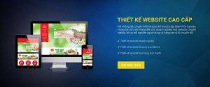 thiết kế web vinamax