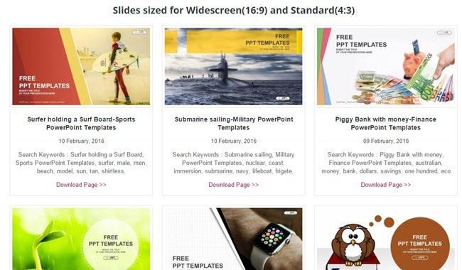 10 trang web hay để tải mẫu Powerpoint miễn phí - 3