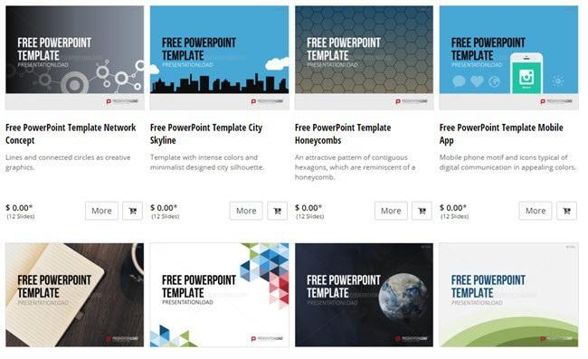 10 trang web hay để tải mẫu Powerpoint miễn phí - 4