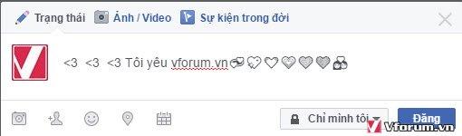post status facebook icon 3