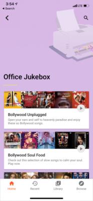 Google Play Music Playlists Screen 310x671