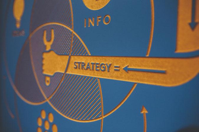 Xác định chiến lược kinh doanh