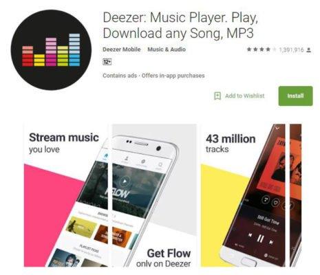 10 ứng dụng nghe nhạc miễn phí cho Android - Ảnh 1.