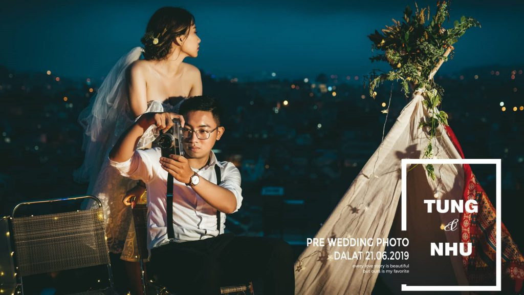 Giới thiệu Studio chụp ảnh cưới Ngoại Cảnh Đà Lạt