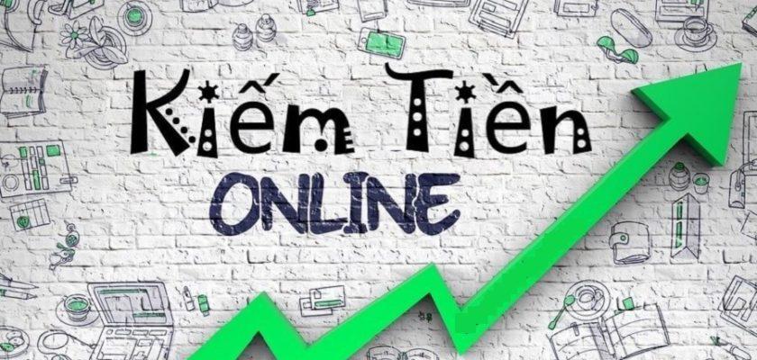 10 cách kiếm tiền trên mạng không cần vốn thu nhập cao (cho người mới)