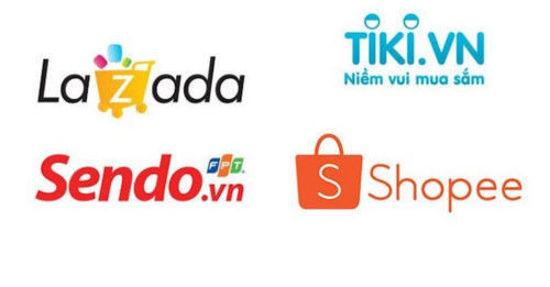 Bán hàng trên các sàn thương mại điện tử