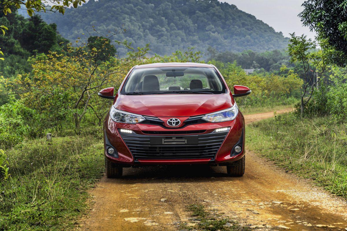 Toyota Vios là một lựa chọn sáng giá cho nhiều người