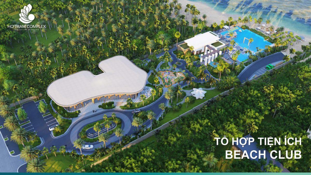 Tổ hợp tiện ích tại dự án Hồ Tràm Complex huyện Xuyên Mộc tỉnh Bà Rịa Vũng Tàu