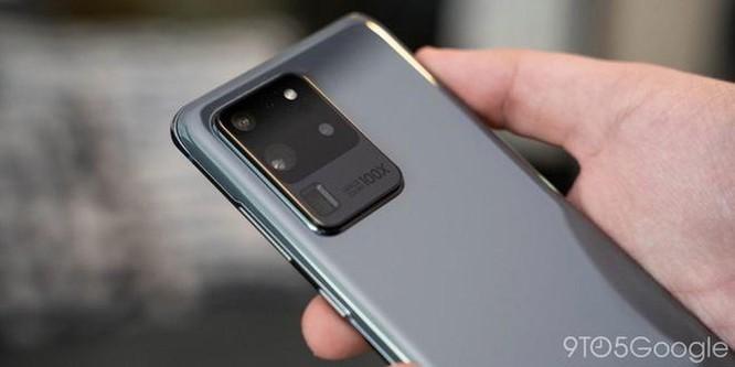 Samsung Galaxy Note 20 Ultra có thể vẫn sử dụng thiết kế camera 108MP giống như Samsung S20 Ultra. Ảnh | 9to5Gooogle