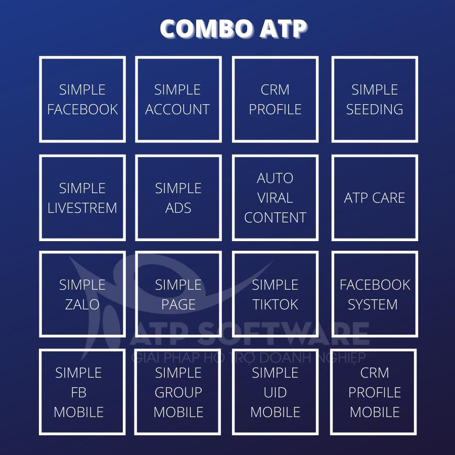Những lợi ích của Big Combo ATP