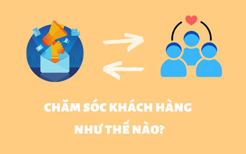 cham soc khách hang qua kenh fanpage