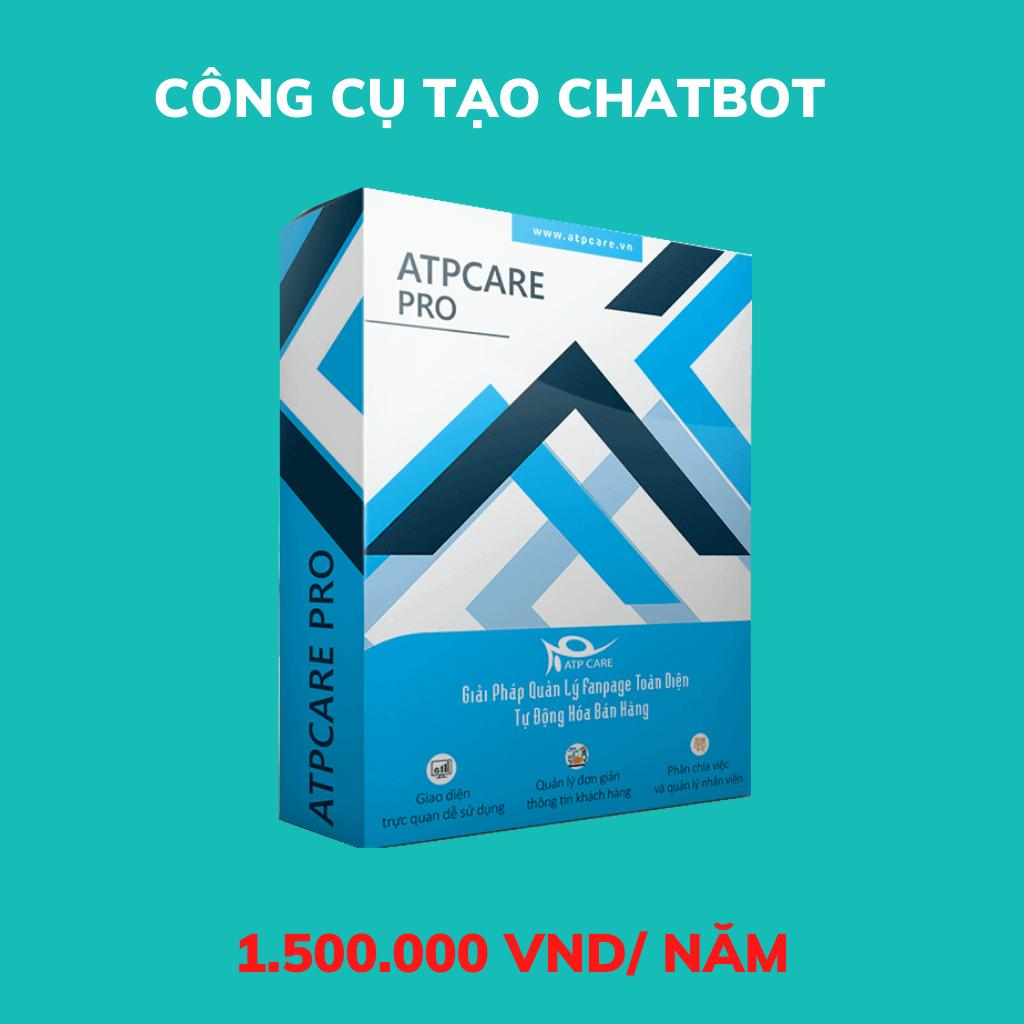 atpcare cong cu tao chatbot