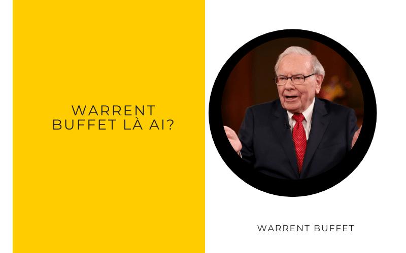 Warren buffet la ai