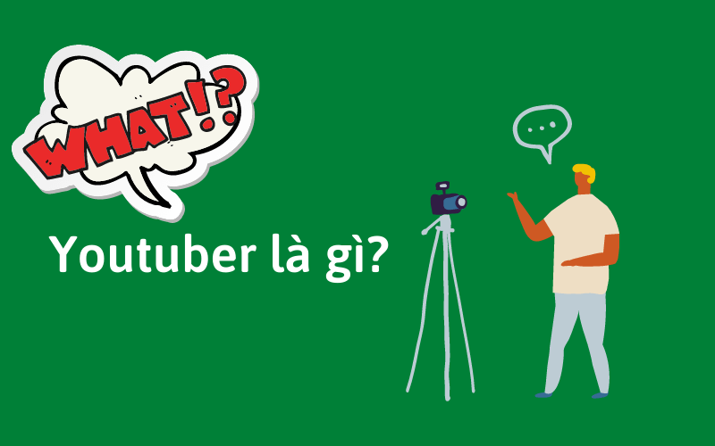 youtuber la gi