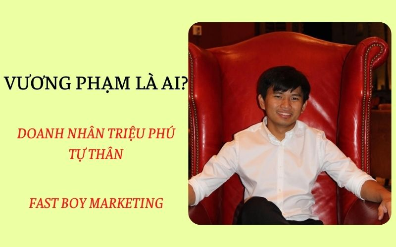 Vuong Pham la ai