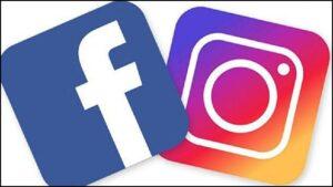 liên kết tài khoản facebook và instagram