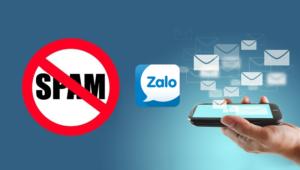 Thông báo spam zalo là gì ?