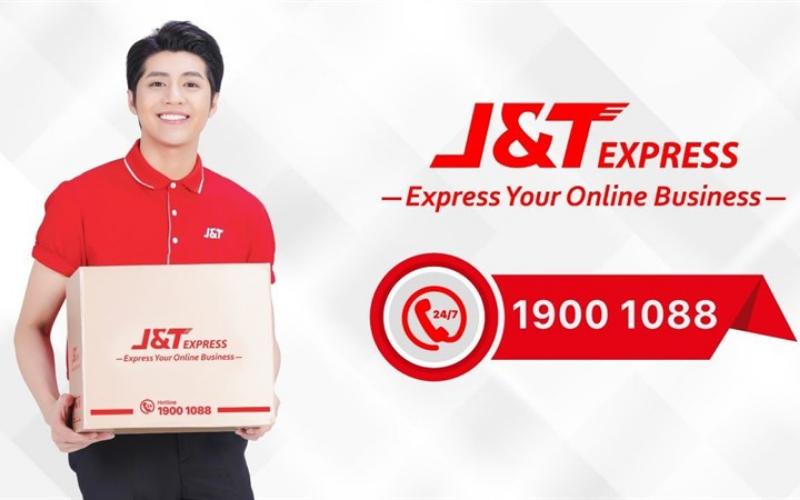 Đơn vị vận chuyển J&T express