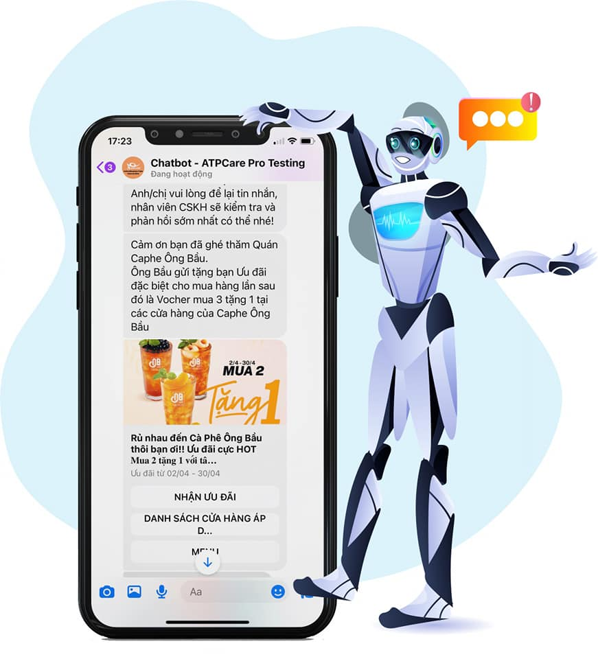 su dung chatbot